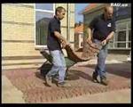 Тротуарная плитка Каменный Ковер`Carpet Stones`