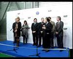 Выступление Альберто Друди на открытии выставки «KIFF 2011»