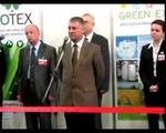 Открытие выставки и форума «GREENEXPO», часть 1