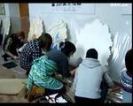 Художественная акция «Разрисуй дерево»